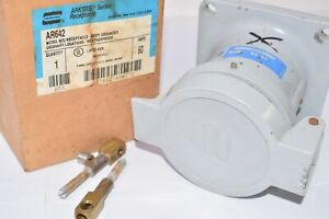 New Crouse hinds Part Ar642 Arktite Series Receptacle