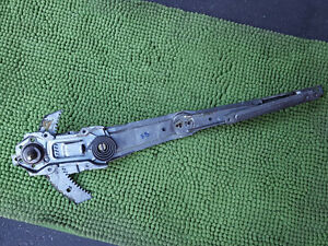 1988 Honda Crx Passenger s Window Regulator Oem Crank Right Glass Roll Up Door