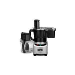4 Qt Continuous Feed Food Processor 120v Waring Commercial Wfp16scd