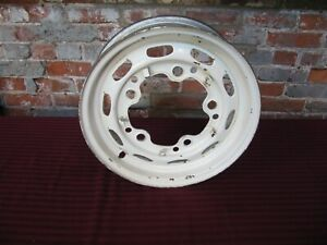 Porsche 356 Kpz Wheel Dated 10 60