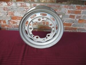 Porsche 356 Kpz Wheel Dated 8 61
