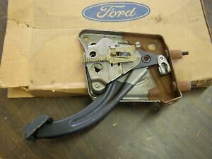 Nos Oem Ford 1971 1972 Galaxie 500 Parking Brake Control Ltd Park Pedal