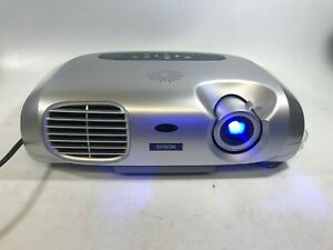 Epson Lcd Projector Emp s1 With Carrying Case Power Cord