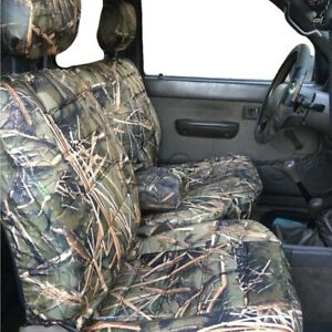 A67 Md Rcab Xcab Front 60 40 Split Bench Custom Exact Muddy Water Seat Covers