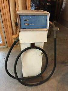 Tokheim Business Power Gas Pump Model 776 Sc