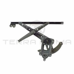 Window Regulator Assembly Right For Nissan Skyline R34 Gtr Gtt 2 Door