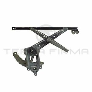Window Regulator Assembly Left For Nissan Skyline R34 Gtr Gtt 2 Door