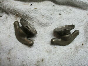 1929 Marmon 68 4dr Sedan Rear Quarter Window Crank Handles