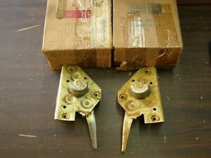 Nos Oem Ford 1963 1966 Truck Pickup F100 Door Latch Pair 1964 1965 Latches