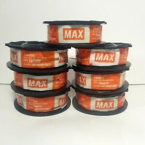 Max Tiewire For Max Re bar tier Tw898 Tie Wire 7 Rolls
