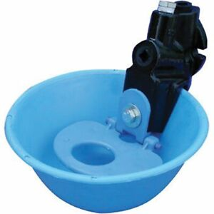 Nylon Nose Pan Water Bowl For Cattle