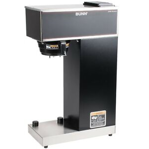 Coffee Maker Air Pot Pour Over Brewer Machine 3 8 Gallons Commercial Restaurant