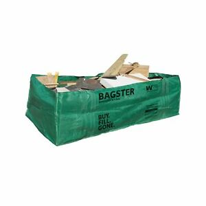 Bagster 3cuyd Dumpster In A Bag Green