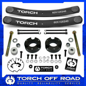 3 Lift Kit For 1995 2004 Toyota Tacoma 2wd 4wd With Diff Drop And Add A Leaf