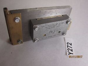 Vintage Sargent Greenleaf 4440 4442 4443 Safety Deposit Box 1691 3 x 5 25