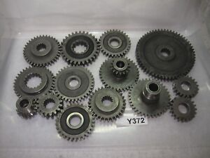 Lot Of 14 Gear From For Dana 20 Cj5 Cj7 J10 J20 Jeep Transfer Case Etc