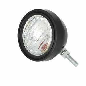 Light Assembly Rear Combination 12v Black Round Compatible With John Deere