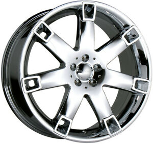 Compatible 1998 2002 Honda Accord 5 Lug 6 Cyl Chrome Decorsa Wheel Aftermarket