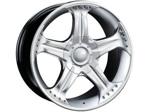 Compatible 1998 2002 Honda Accord 5 Lug 6 Cyl Hs Silver 17 Decorsa Brand New