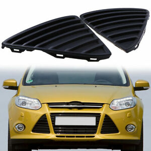 For Ford Focus 2012 2013 2014 Bumper Lower Grille Insert Cp9z17k946b Gz0806