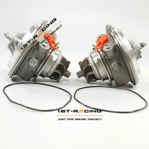 Twin Turbo Cartridge For Ford Transit 150 250 350 Navigator F150 3 5l Expedition