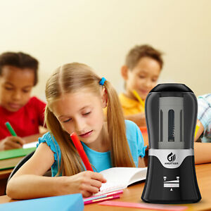 Electric Automatic Pencil Sharpener 0 5 0 85 1 25mm For Home School