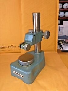 Mitutoyo Indicator Comparator Stand No 7003 Excellent