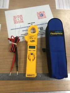 Fieldpiece Hs26 Multimeter With Ach4 Clamp