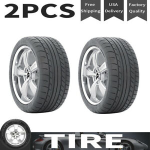 Tire Only 2x Mickey Thompson P305x35r20 Passenger Car Street Comp Tubeless By03