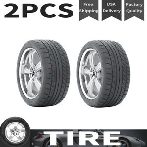 Tire Only 2x Mickey Thompson P275 35r20 Passenger Car Street Comp Tubeless By03