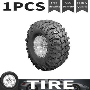 Tire Only 1x Interco Rock Lt14 X 42 16 5 Black Sidewall Light Truck
