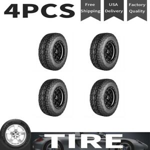 Tire Only 4x Pro Comp All Terrain Lt265 70r16 Light Truck And Suv 265 70 16 By03