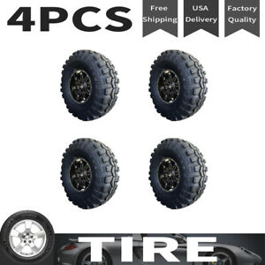 Tire Only 4x Super Swamper Mud Terrain Lt36x12 50r16 Light Truck And Suv By03
