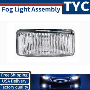Tyc 1x Right Passenger Side Fog Light Assembly For 1997 1998 Jeep Grand Cherokee