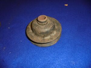 1938 1948 1949 1955 Ford Flathead Water Pump Pulley Nos 4 Inch