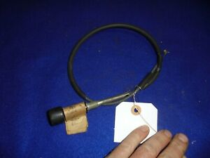 1952 1953 1954 1955 Ford Mercury Heat Control Cable Nos Fac 18548 a