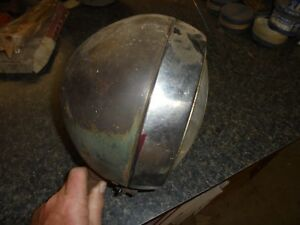 1934 1935 1936 1937 Ford Truck Headlight Bucket Nice Vintage Patina