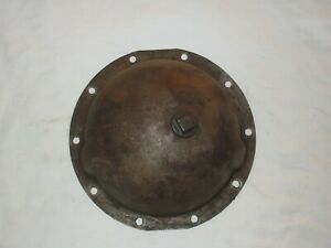 48 54 Chevy Gmc Truck 1 2 Ton 3100 Rear Back End Axle Housing Carrier Gear Cover