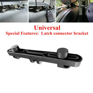 Car Isofix Latch Connector Guide Bracket Holder Solid For Baby Safety Seat Belt