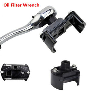 Oil Filter Wrench Cup 1 2 Housing Spanner Remover 60 80mm Adjustable Auto Tool
