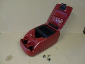 92 96 Ford Pickup Truck Bronco Interior Center Console