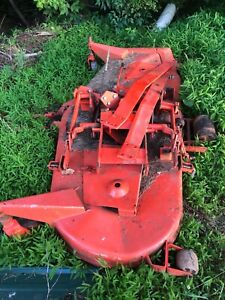 Kubota Rc72 38 Mid Mount Finishing Mower Deck 72