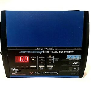 Schumacher Ship N Shore Speed Charge Battery Charger Ssc 1000a