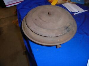 1930 1932 1926 T A Ford Model Chevrolet 490 Early Rat Air Cleaner Off Tecalemit