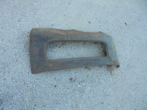 1932 1931 Chevrolet Back Window Coupe Sedan Section Rear Roof