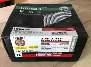 Hitachi 1000 count Hot Dipped Galvanized Rough Surface Framing Pneumatic Nails