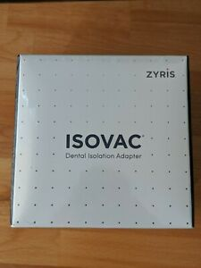 Isovac Dental Isolation Adapter 3 Pack Zyris