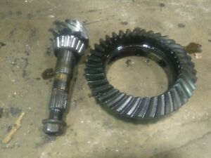 Jeep Wrangler Yj Xj Tj 90 06 Dana 35 4 10 4 11 Ring Pinion Gear Set Factory