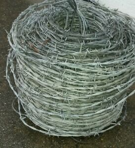 Barbed Wire 1320 Ft