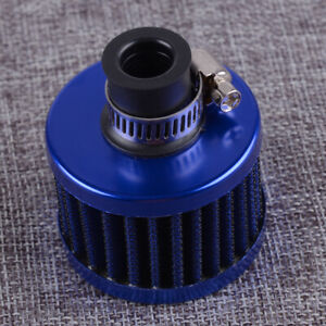 Universal 12mm Breather Air Filter Fit For Oil Catch Tank Crankcase Vent Intake
